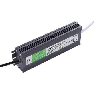 Virtalähde 12V, 150W, IP67