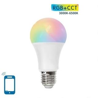 E27 A60 9W WIFI RGB+CCT