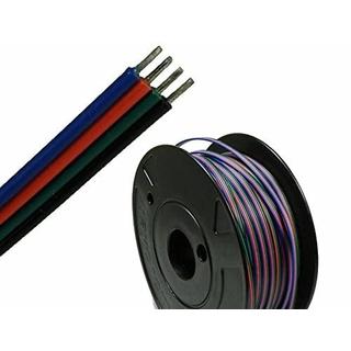 Kaapeli RGB-valonauhalle, 4 johdinta