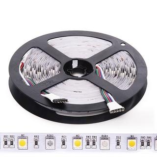 LED-nauha RGB + NW 5050 5m