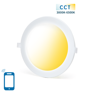 SMART LED SLIM Alasvalo 18W WIFI CCT(3000K-6500K)