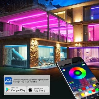 Sarja LED.nauha, 10m, RGB