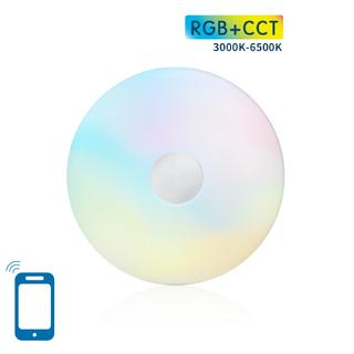 LED Plafondi 18W WIFI RGB+CCT(3000K-6500K)