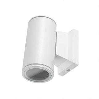 Seinävalaisin valkoinen, GU10, IP65